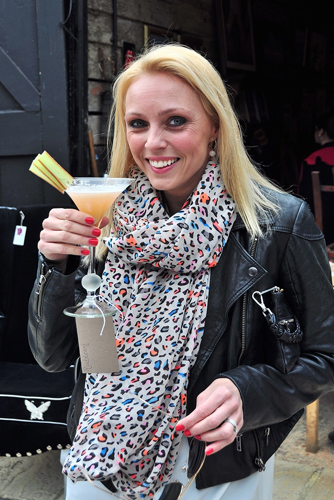 Strictly's Camilla Dallerup